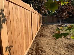 Cedar Sound Barrier Fence Constructionporn