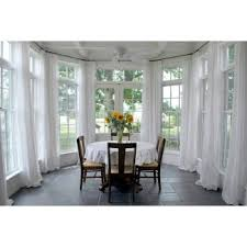 50 Curtains For Bay Windows In Dining Room You Ll Love In 2020 Visual Hunt