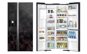 QC] Tủ lạnh Hitachi R-FM800XAGGV9X bảo quản thực phẩm tươi như mới ...