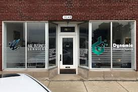 Custom Window Decals Window Clings Storefront Lettering Jpc