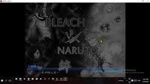 cách tải bleach vs naruto 3.3 mod trên pc - YouTube