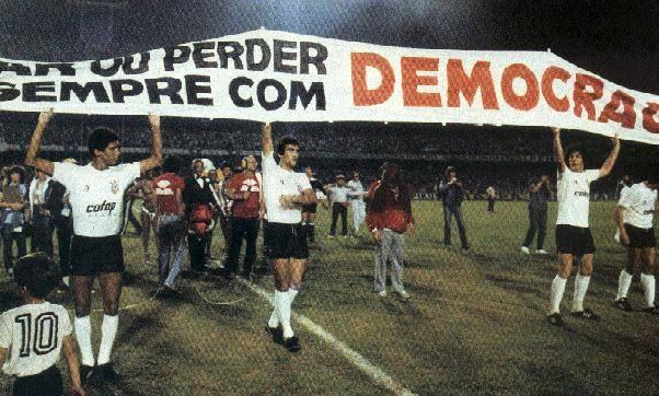 Foto: Ganar o perder, pero siempre con democracia Vía: camaracivica.com