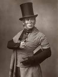 Collection, Granger Felix Morris (1845-1900). /Nenglish Actor. Photographed  In The Role Of The Scottish Professor In The Broadway Play, 'On Change..