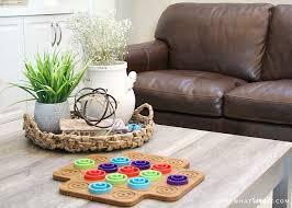 coffee table decor ideas
