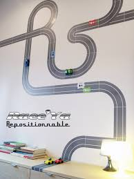 Racetrack Wall Stickers By Raceya Giant Wall Stickers Wall Decals