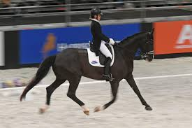 Teen helping mum to realise Olympic riding dream