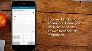 the barclays app how to change your