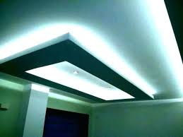 led lights for sloped ceilings 2x4 drop