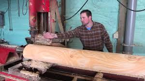 northern log supply log lathe you