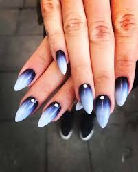 Great Ombre Nail Art 2019 With Images Paznokcie Ombre