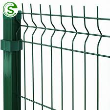 China Decorative Welded Wire Mesh Fencing Panels Security Metal Residential Fence Photos Pictures Made In China Com