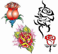 Tatuaz Wzory Tatuazy Wzory Tatuazy Roze