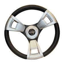 13 Italian Golf Cart Steering Wheel Brushed Shop Ezgo Com