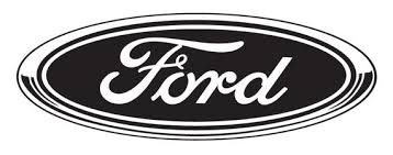 Ford Decal For Auto Glass Walls And Windows Vinyl Decal Etsy