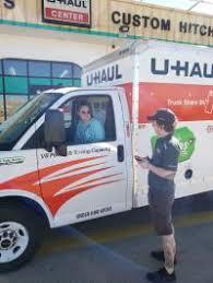 u haul moving truck al in madison