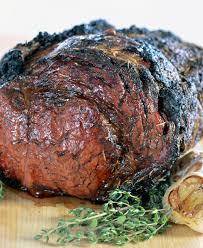 easy garlic herb prime rib recipe