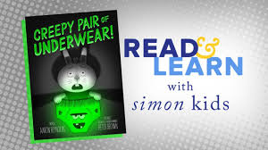 Creepy Pair of Underwear! Read-Aloud with Author Aaron Reynolds   Read &  Learn with Simon Kids - YouTube