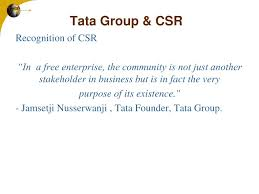 ppt corporate social responsibility