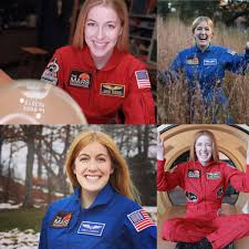 "Abigail Harrison   Aspiring Astronaut on Twitter: ""❤️👏💙… """