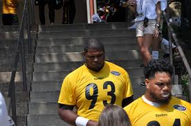 Daniel McCullers | Pittsburgh steelers, Sports, Black