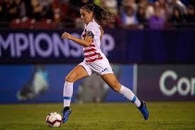 Berkeley's Alex Morgan the standard bearer for women as World Cup opens |  Berkeley News