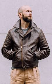 how to wear a horsehide jacket armoury