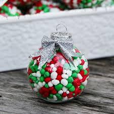 creative diy ideas for clear ornaments