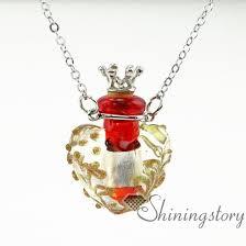 keepsake jewelry urn necklaces
