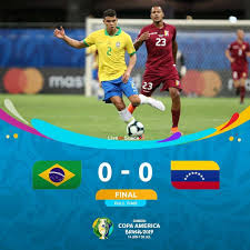 Brazil 0-0 Venezuela Full Highlight Video – Copa America 2019