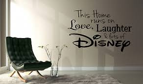 disney quotes wall art stickers decals a dream is a wish your