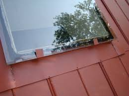 metal roof skylights roofing siding