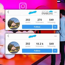 Get 50K FREE Followers For Instagram - SocialEnablers