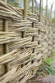 30 Willow Fence Ideas Willow Fence Fence Living Willow