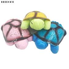 Cute Design Turtle Led Night Light Stars Projector Baby Toy Lamp With Music Turtle Lighting Lamp For Christmas Home Decoration Toy Lamp Star Projectorturtle Led Aliexpress