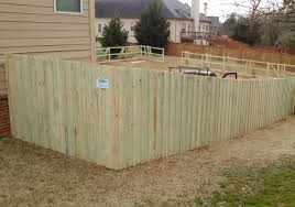 Wooden Fence Panels Home Of Exterior Fence Builders