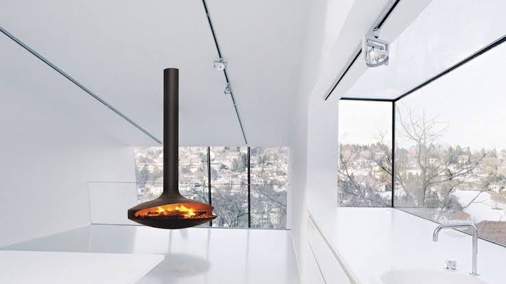 Why a Hanging Gas Fireplace Needs Annual Inspection?