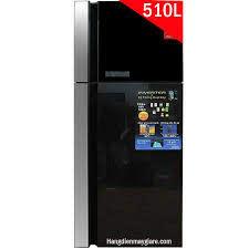 Tủ lạnh Hitachi 510 lít R-FG630PGV7 (GBK) Inverter