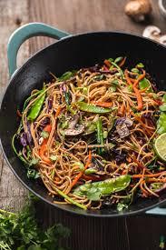 easy vegetable stir fry gluten free