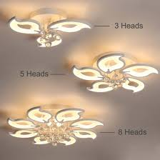 led color changing ceiling lamp