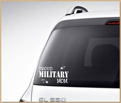 Proud Military Family Wife Mom Dad Husband By Vinyldecorboutique Best Family Cars Family Car Decals Car Decals Vinyl