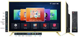 Smart TV ASANZO 43AS530 43 inch - ASANZO Hà Nội