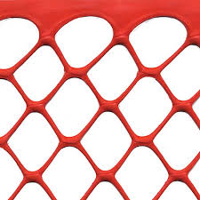 Safety Fence And Warning Barriers Construction Tenax