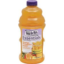 juice l orange pineapple apple
