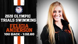Felicia Anderson's Path to The Olympic Trials - Oregon State ...
