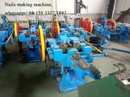 chinese nail making machine nail wire