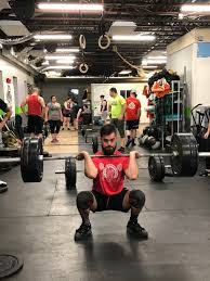 crossfit gyms resume with outdoor