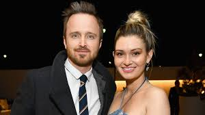 Aaron Paul and Wife Lauren Reveal How Being New Parents Has Made ...