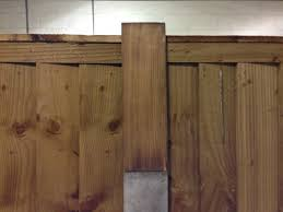 Slotted Post Extender Long Eaton Fencing