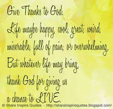 luxury giving god thanks for life quotes thenestofbooksreview