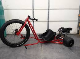 drift trike project any else have one